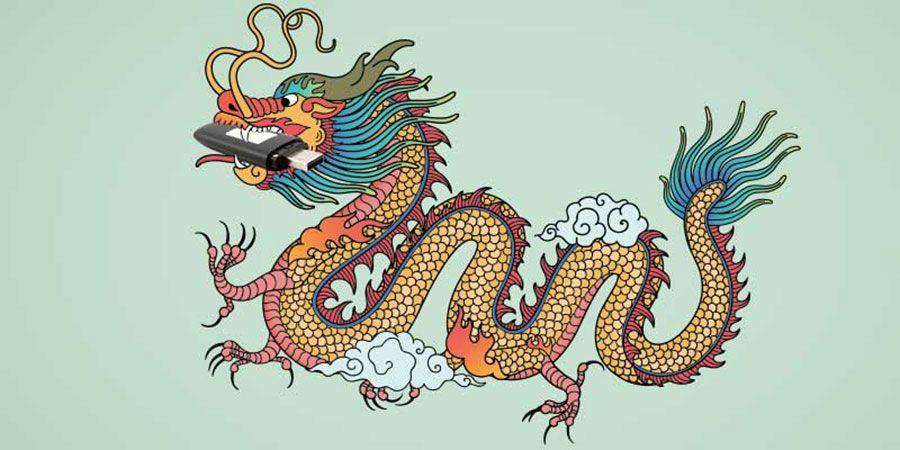 USB sticks en powerbanks tijdens de Chinese gouden week