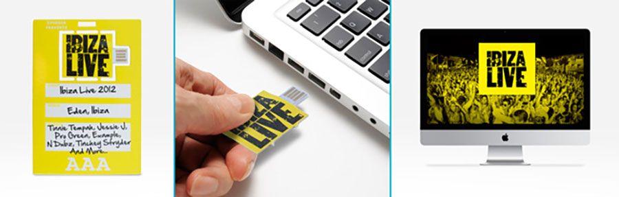 USB eKey marketing